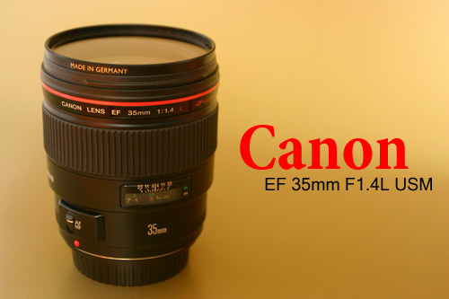 Canon EF 35mm
