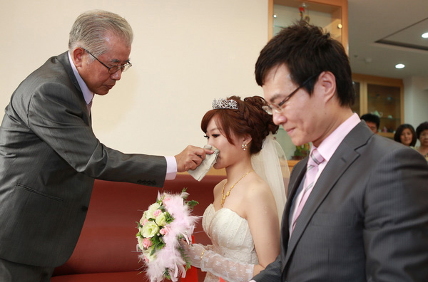 圖解台灣結婚迎娶流程