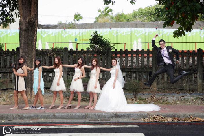 婚禮攝影 承遠、瀠芯 迎娶 晚宴 台中新天地