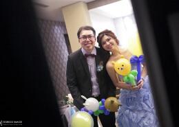 婚禮攝影 世昇、雅君 新竹文定 家欣樓時尚婚宴會館 午宴
